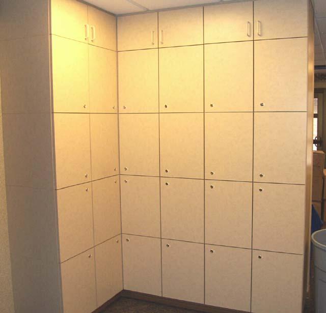 Commercial Cabinets | Vanguard Inc.